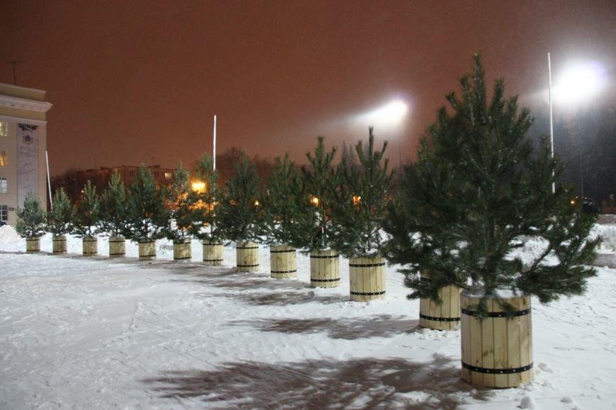 Как украсили центральную площадь Ульяновска. ФОТО, фото-8