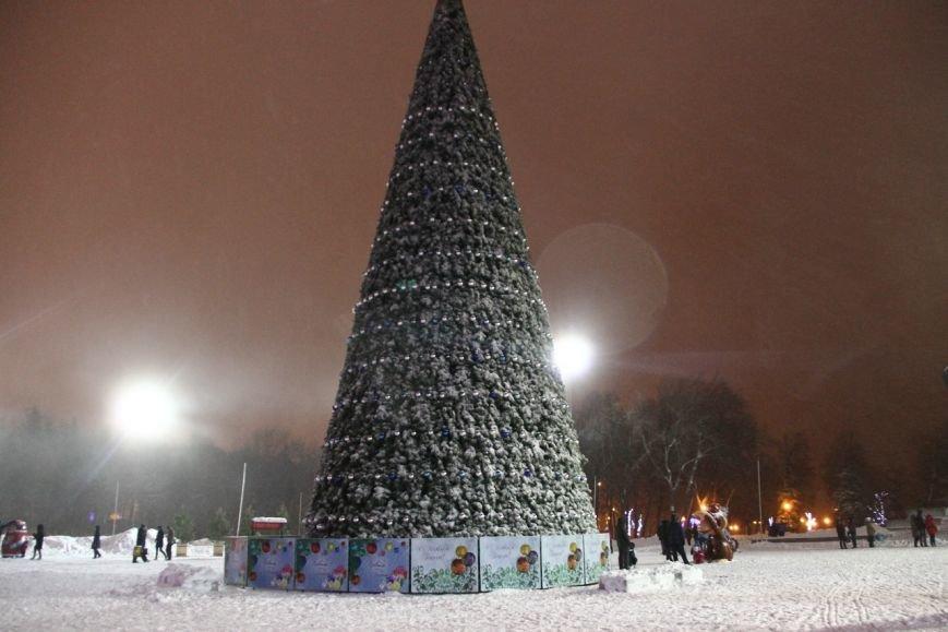Как украсили центральную площадь Ульяновска. ФОТО, фото-4