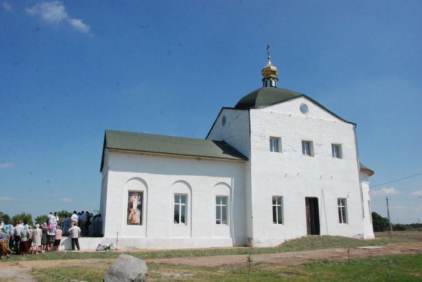 Храм Троицкого