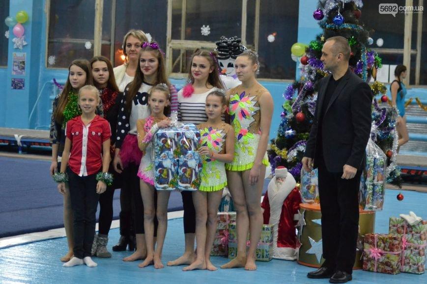 В ДЮСШ №4 Каменского прошел новогодний праздник, фото-5
