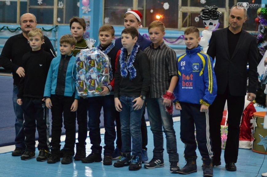 В ДЮСШ №4 Каменского прошел новогодний праздник, фото-7
