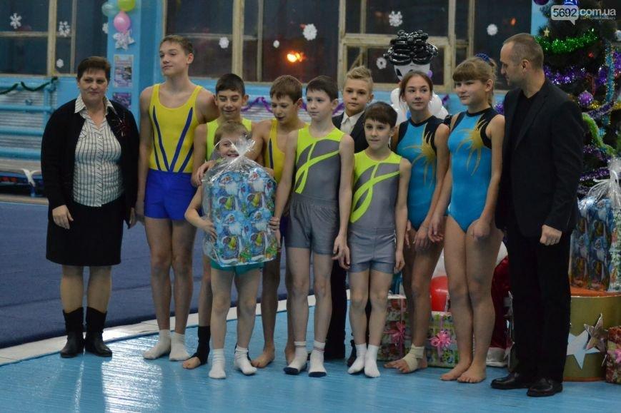 В ДЮСШ №4 Каменского прошел новогодний праздник, фото-3