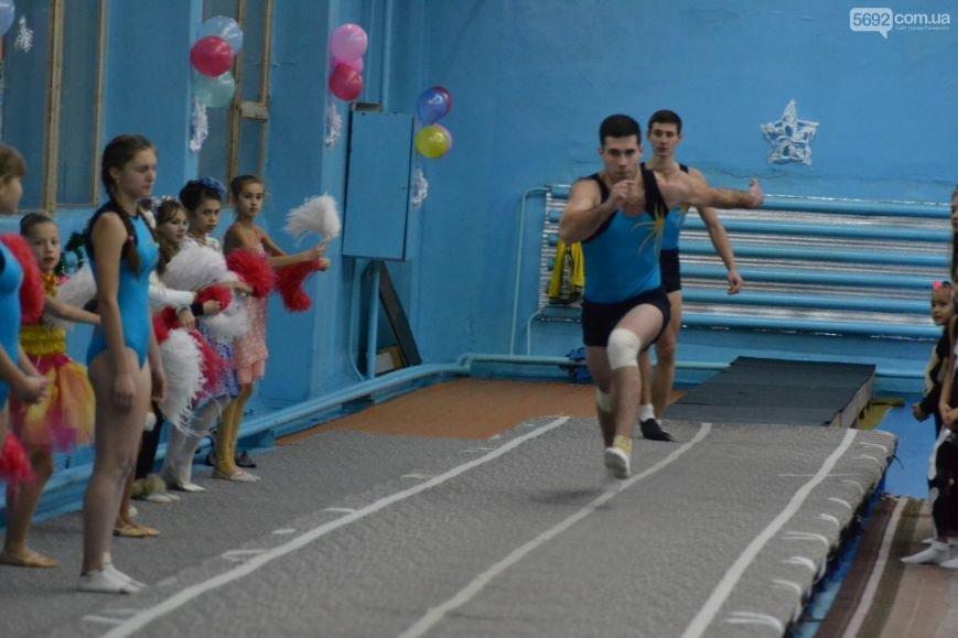 В ДЮСШ №4 Каменского прошел новогодний праздник, фото-8