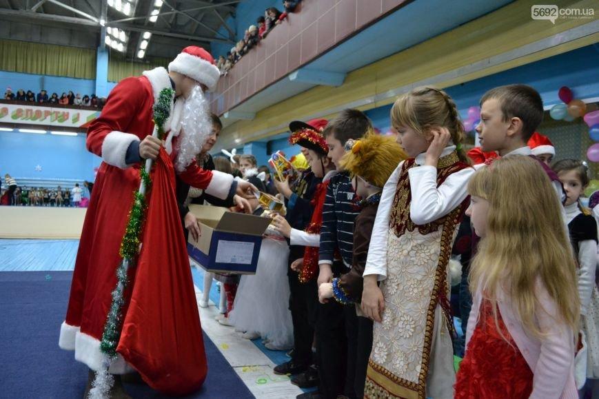 В ДЮСШ №4 Каменского прошел новогодний праздник, фото-17