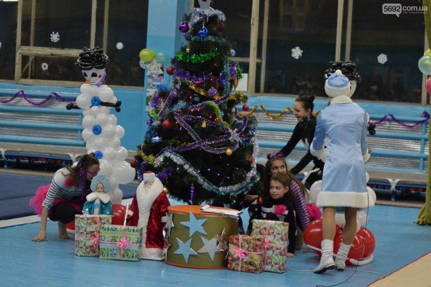 В ДЮСШ №4 Каменского прошел новогодний праздник, фото-11