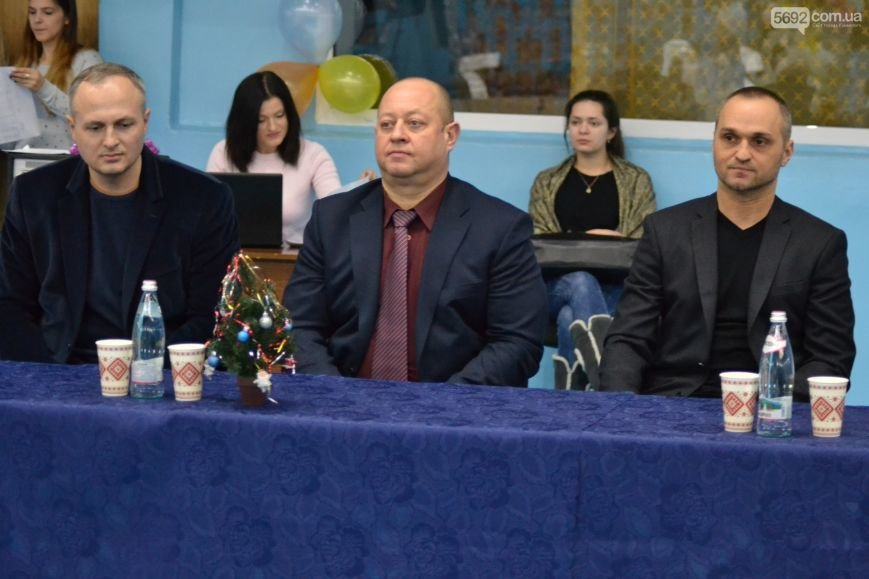 В ДЮСШ №4 Каменского прошел новогодний праздник, фото-2