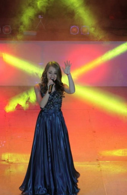 Вокалистка из Бахмута стала победительницей на Международном конкурсе в Ивано-Франковске, фото-6