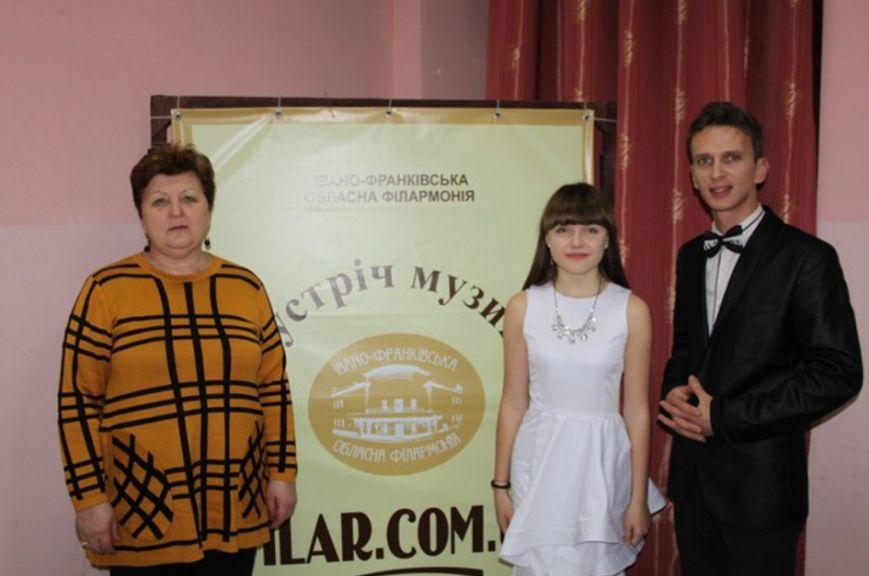 Вокалистка из Бахмута стала победительницей на Международном конкурсе в Ивано-Франковске, фото-1