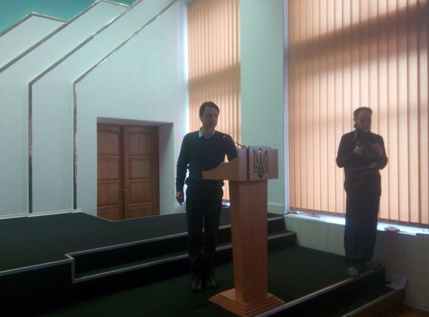 В Каменском состоялась внеочередная сессия городского совета, фото-2