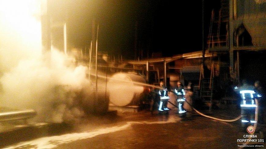 На Тернопільщині завод ледь не злетів у повітря через газовий котел, фото-3