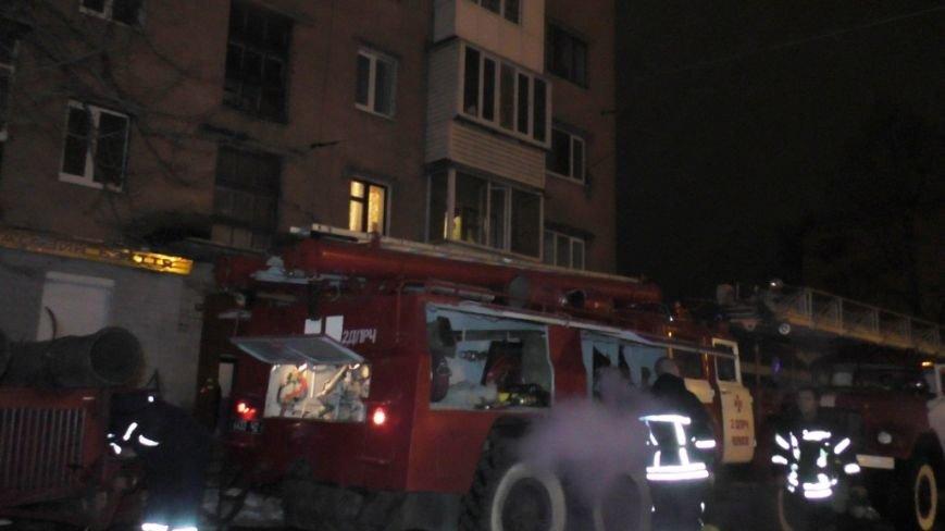 В Чернигове горела пятиэтажка, один человек погиб, фото-2