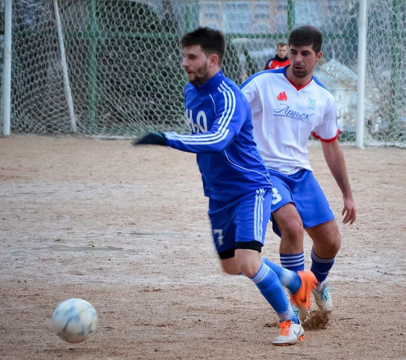 Никита впервые возглавила таблицу первой лиги Чемпионата Ялты по футболу, фото-4
