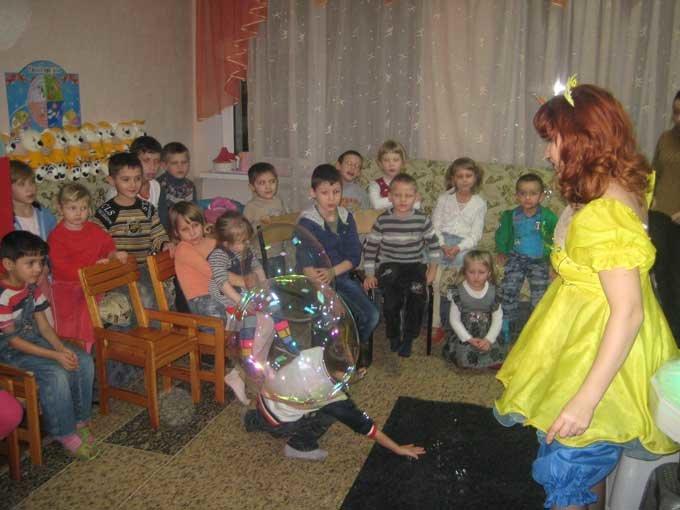 В центрах социально-психологической реабилитации детей Донецкой области прошли празднования Дня Святого Николая, фото-1
