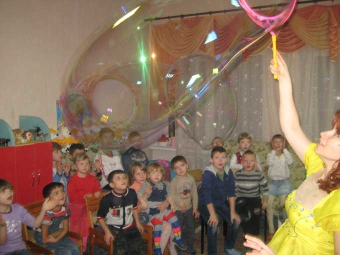 В центрах социально-психологической реабилитации детей Донецкой области прошли празднования Дня Святого Николая, фото-2