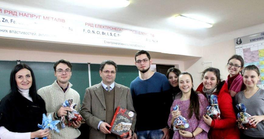 Криворожский педагогический приготовил подарки для украинских воинов (ФОТО), фото-3