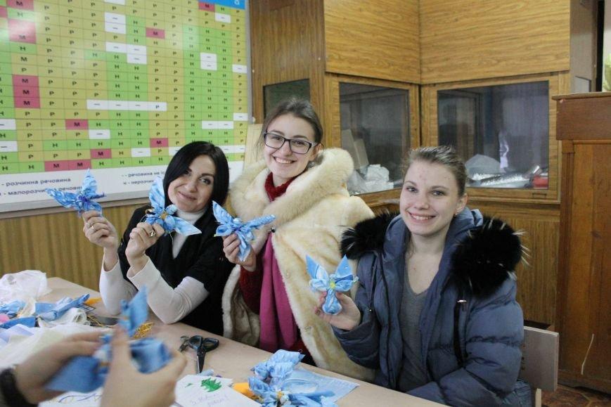 Криворожский педагогический приготовил подарки для украинских воинов (ФОТО), фото-6