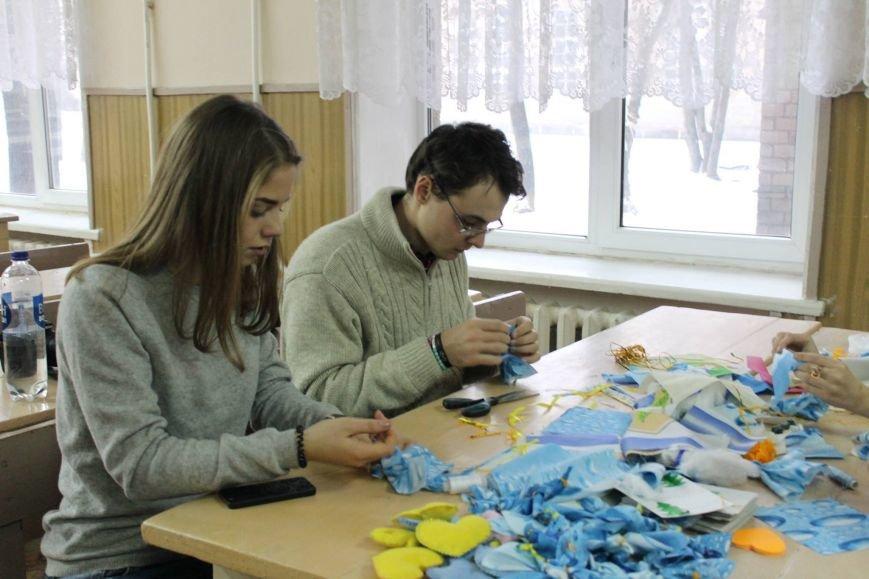 Криворожский педагогический приготовил подарки для украинских воинов (ФОТО), фото-7