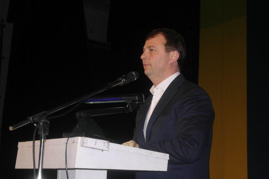 Покровский городской голова отчитался за год работы на посту мэра, фото-1
