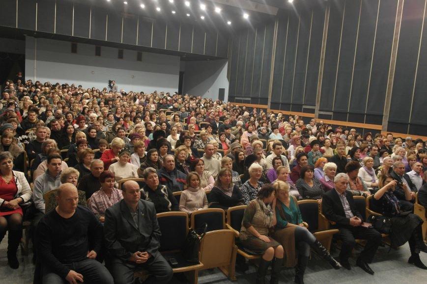Покровский городской голова отчитался за год работы на посту мэра, фото-3