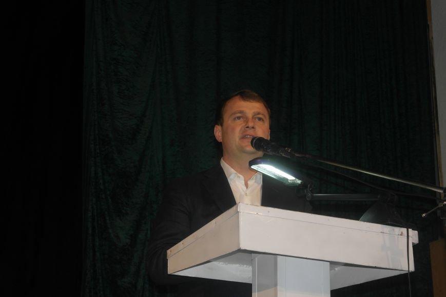 Покровский городской голова отчитался за год работы на посту мэра, фото-4