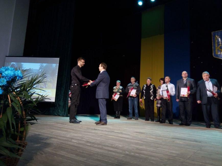 Покровский городской голова отчитался за год работы на посту мэра, фото-7
