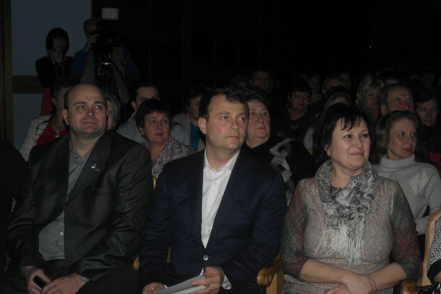Покровский городской голова отчитался за год работы на посту мэра, фото-2