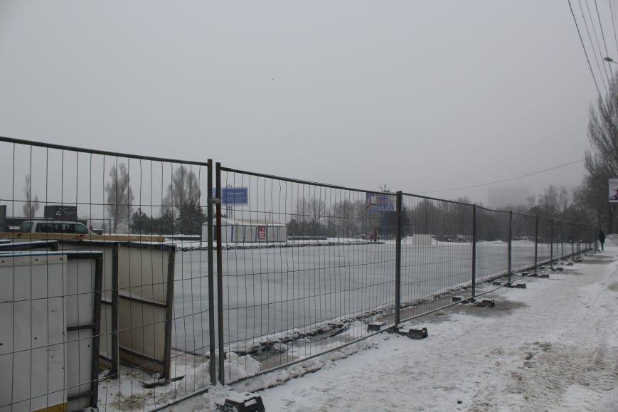 Каток в Мариуполе откроется через несколько дней (ФОТО), фото-4