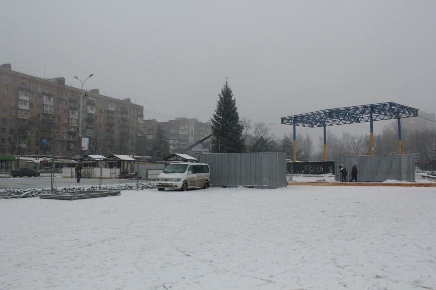Каток в Мариуполе откроется через несколько дней (ФОТО), фото-6