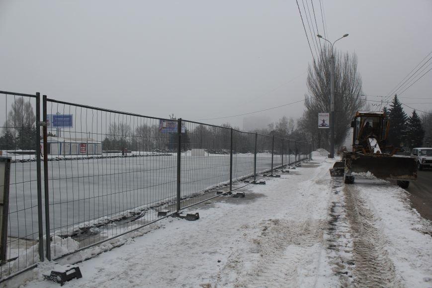 Каток в Мариуполе откроется через несколько дней (ФОТО), фото-1