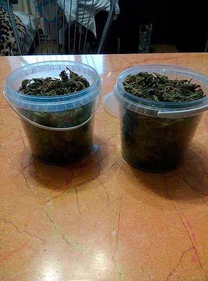 У черниговской полиции – богатый улов: два гранаты и наркотики, фото-2