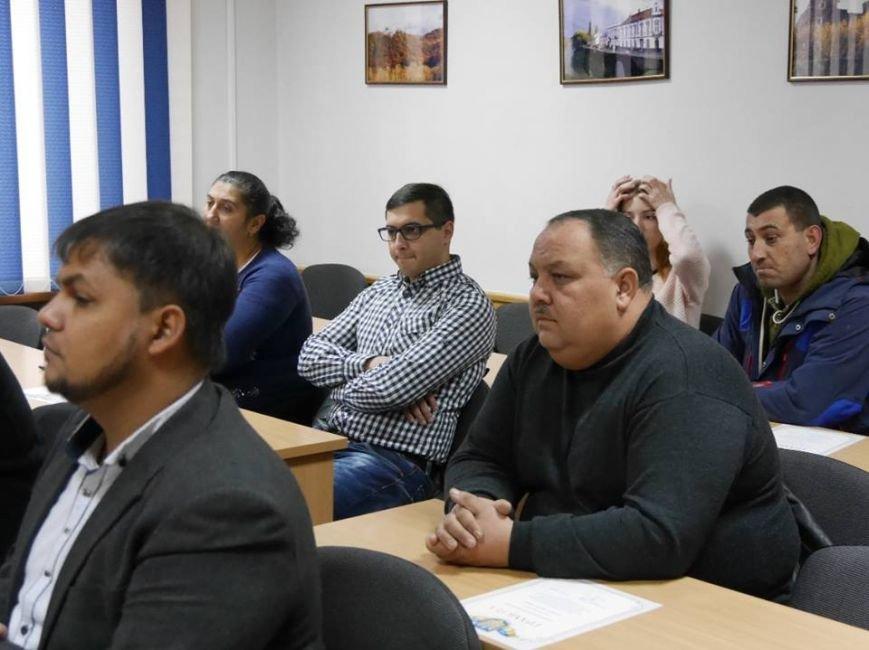 В Ужгороді 4% серед школярів складають роми: фото, фото-3