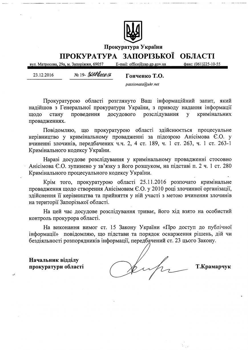 Гонченко Т