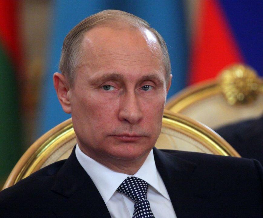 Путін не вважає, що Росія винна у війні в Україні, фото-1