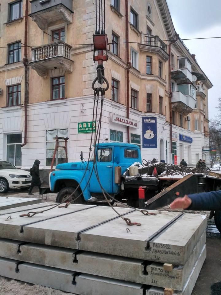Через ремонт переїзду трамваї не ходитимуть, а машини рухатимуться в об'їзд, фото-2