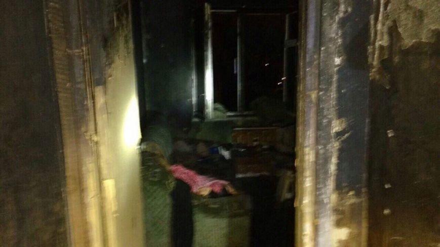 В Днепре сгорела двухкомнатная квартира: есть пострадавшие (ФОТО), фото-1