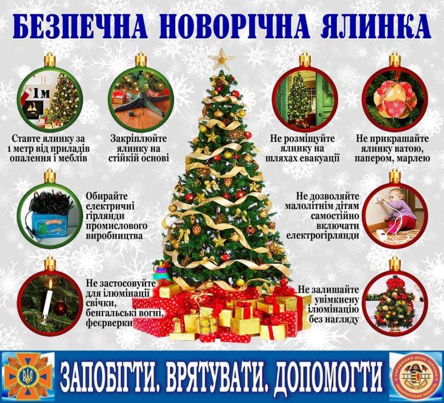 8 правил встановлення новорічної ялинки, фото-1