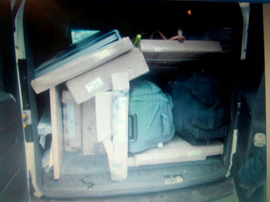 """Под Мариуполем пограничники обнаружили автомобиль с подарками для """"ДНР"""", фото-2"""