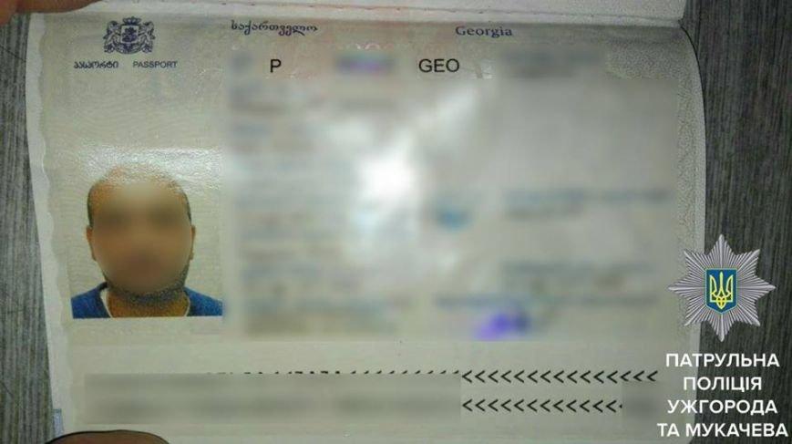"""Із Воловеччини грузини на """"Дейво"""" сподівалися незаконно опинитися в Європі: фото, фото-3"""