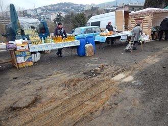 В Ялте продолжают устраивать ярмарки в грязи, фото-2