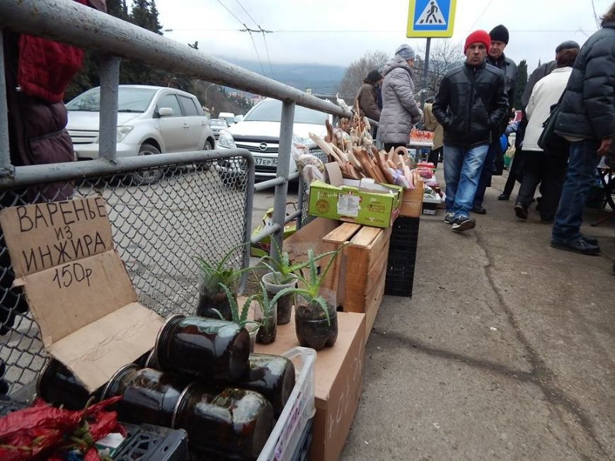 В Ялте продолжают устраивать ярмарки в грязи, фото-5