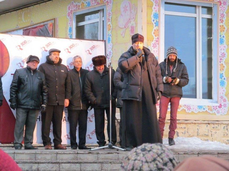 В Кривом Роге прославляли Бога за рождение Иисуса и молились за мир в Украине (ФОТО), фото-1