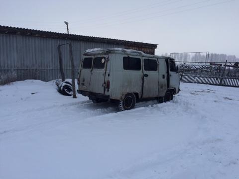 Под Ульяновском на дороге загорелся УАЗ с людьми. ФОТО, фото-1