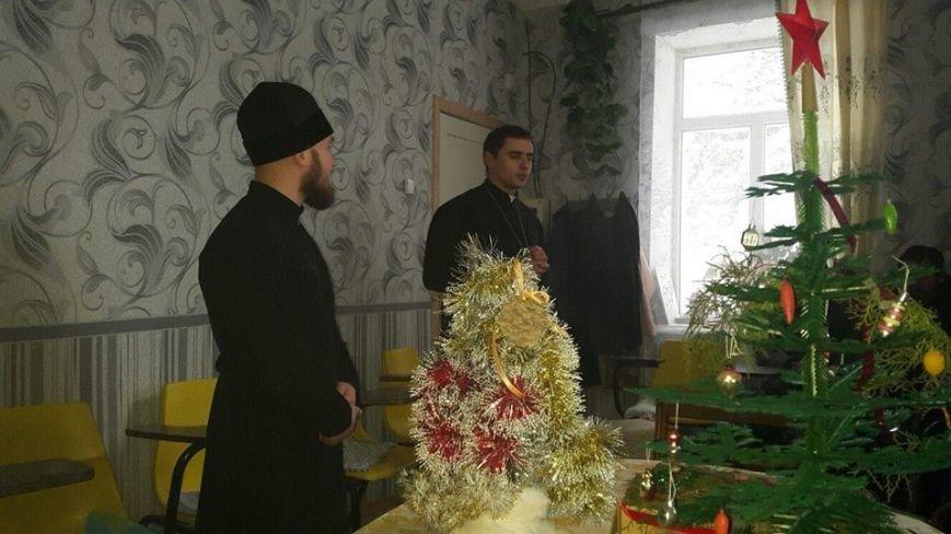 Священнослужители устроили праздник для инвалидов (фото), фото-1