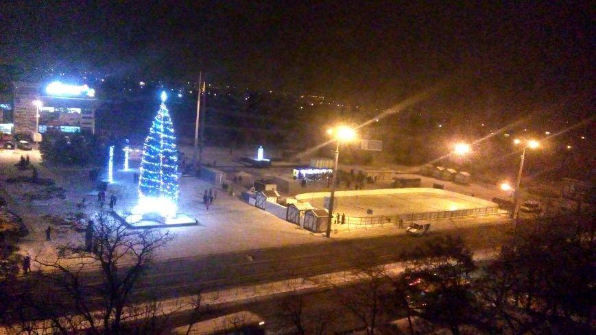 Каток в Мариуполе откроется завтра, фото-1