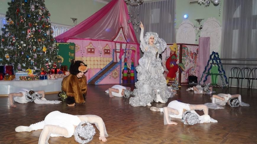 праздник для детей переселенцев2