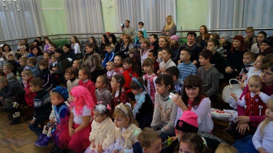 праздник для детей переселенцев4