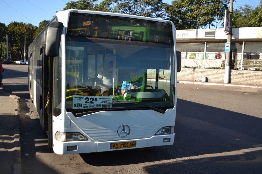 В Каменском на маршрут №14 выйдут автобусы Mercedes-Benz, фото-2