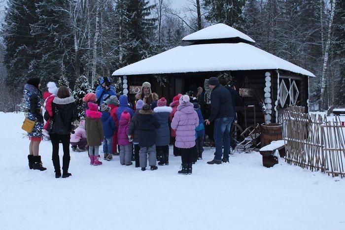 Новогодние приключения в витебском лесу: дети «зажигают» - родители отдыхают, фото-3