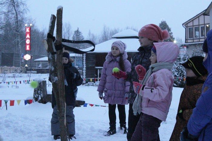 Новогодние приключения в витебском лесу: дети «зажигают» - родители отдыхают, фото-7