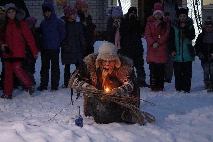Новогодние приключения в витебском лесу: дети «зажигают» - родители отдыхают, фото-9
